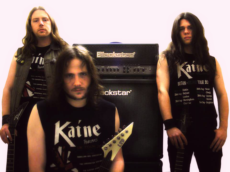 Kaine Guitar Trio now officially endorsed by Blackstar Amplification (1/2)