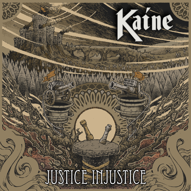 New Line Up and Justice Injustice Single Released (2/2)