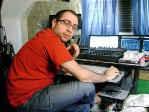 Akis Kollaros - Producer of The Waystone (1980-2015)