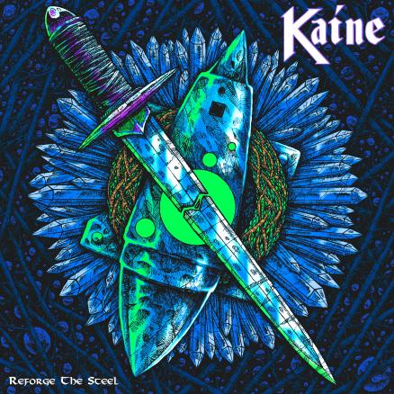 SLR8 - Kaine - Broken 2 LOGO